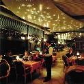 Система звездного неба Swarovski в ресторане