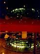 Черный натяжной потолок на дискотеке в ночном клубе