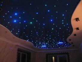 Натяжные потолки звездное небо Черновцы