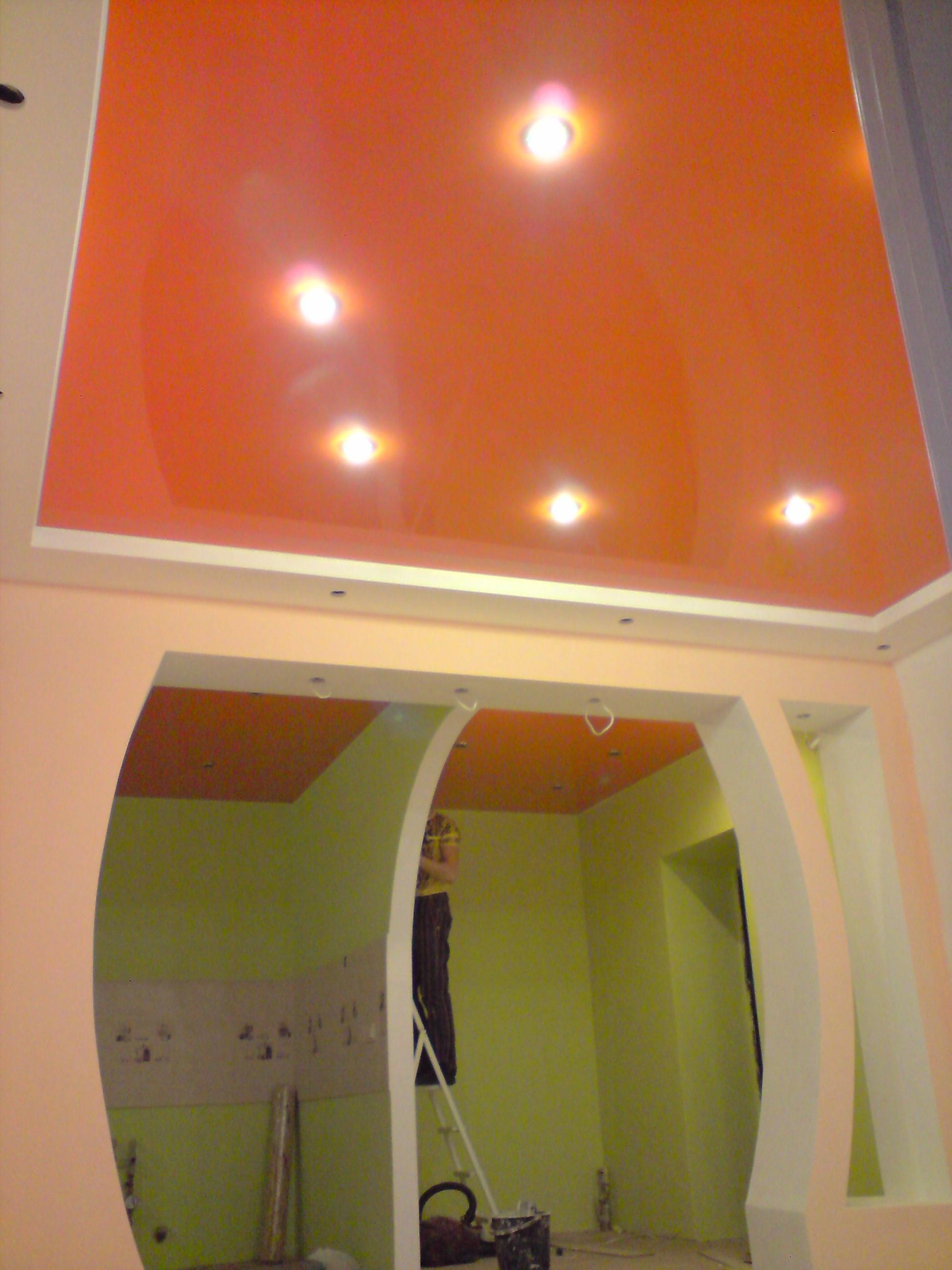 Stretch ceilings in Odessa 15